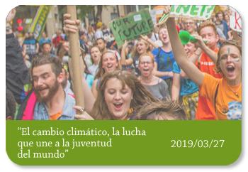 #Gazteak eta klima