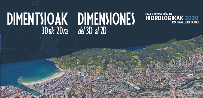 #Dimensiones - del 3D al 2D