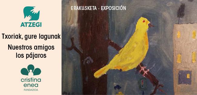 #Nuestros amigos los pájaros