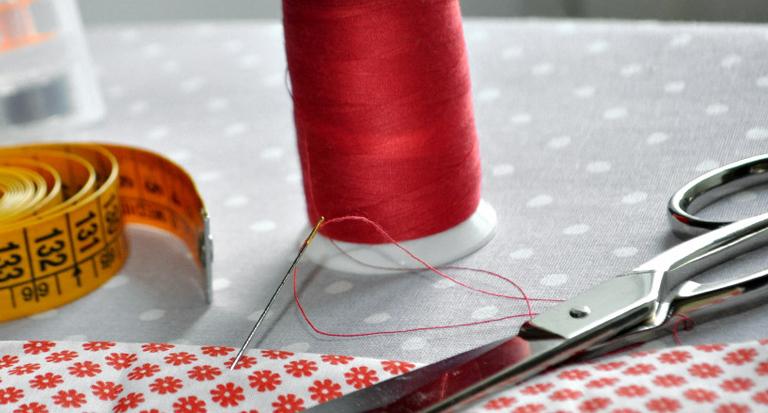 Taller abierto: costura, moda y reciclaje