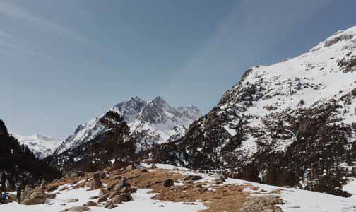 ¿Cómo está afectando el cambio climático a los Pirineos?
