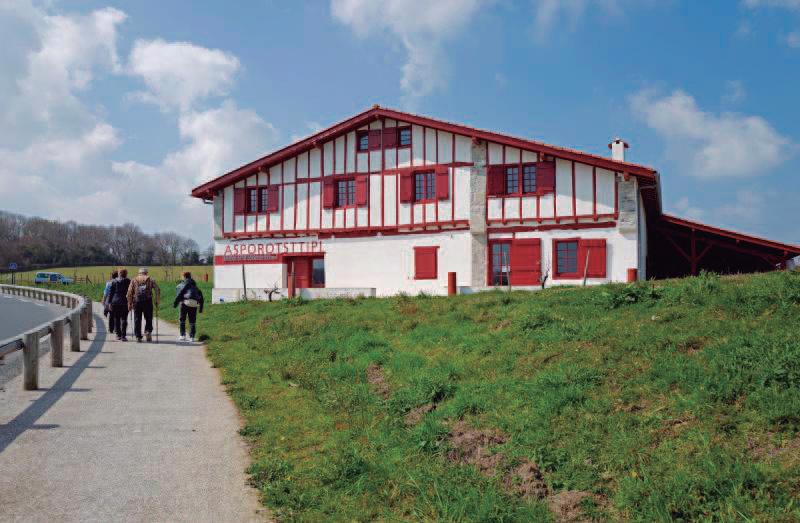 Tokiko barietateei buruzko jarduera CPIE Littoral Basque-n