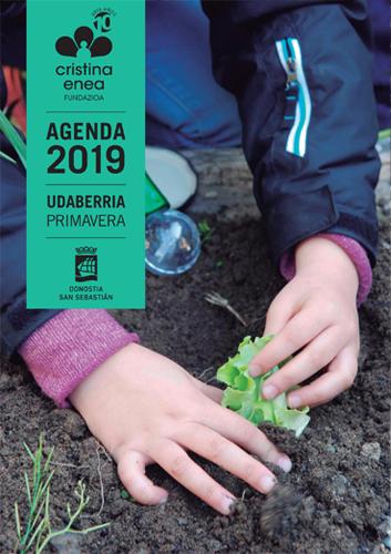 Agenda de primavera 2019