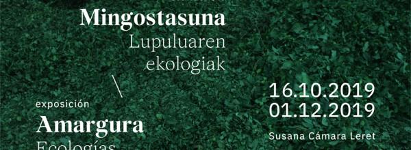 El lúpulo, protagonista de la nueva exposición de Cristina Enea Cristina Enea Fundazioa