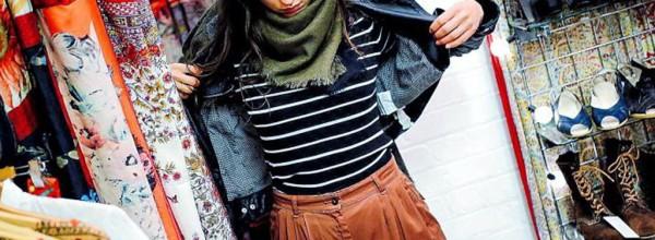 ¿Dejaría de comprar ropa nueva para no hacerle daño al planeta? Cristina Enea Fundazioa