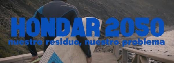 El documental 'Hondar 2050' seleccionado para el Greenpeace International Film Festival Cristina Enea Fundazioa