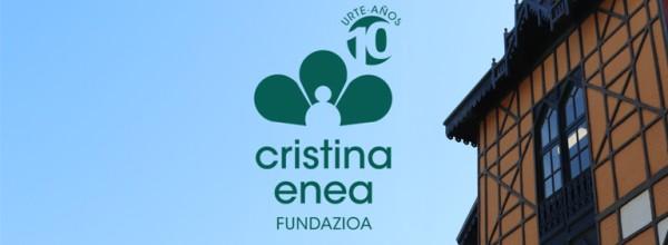 Hamargarren Urteurrena Cristina Enea Fundazioa